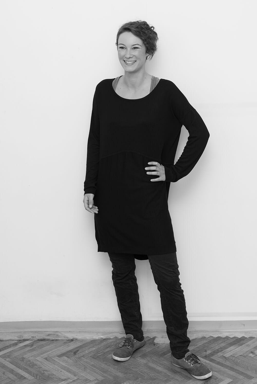 <p>Lisa Puchner mag das Geräusch der Wiener U-Bahnticket-Entwerter und Schaukeln.</p>